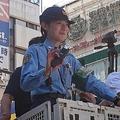 2代目DJポリスを見事にやり遂げた女性警察官