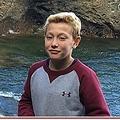 嘘のメッセージを信じて縊死した少年(出典:http://nypost.com)