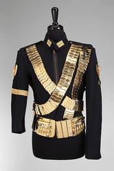 マイケル・ジャクソンの衣装約100点 東京ソラマチで公開