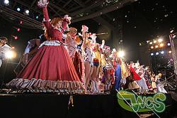 世界コスプレサミット10周年 過去最多20カ国のコスプレイヤーが名古屋に集結