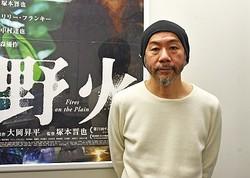 『野火』が現在も全国で上映中の塚本晋也監督