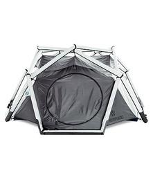 約1分で設営できる宇宙基地型テント リステアで販売