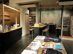 コーヒースタンド設置 ボンジュール レコード代官山店がリニューアル