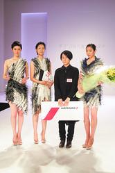 新人コンテスト第87回装苑賞は桑原啓、佳作2位とW受賞
