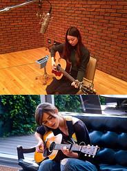 シンガーソングライターの片平里菜 (c)2013 KILLIFISH PRODUCTIONS, INC. ALL RIGHTS RESERVED