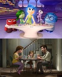 世のお父さん、お母さんは特に必見!? 映画『インサイド・ヘッド』より  - (C) 2015 Disney/Pixar. All Rights Reserved.
