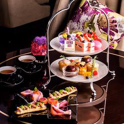 ピンク&フラワーに心が弾む!東京マリオットホテルに「ANNA SUI」とのコラボメニュー