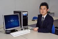 アイ・オー・データ機器 広報グループ 柴田進 氏