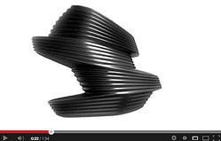 【動画】ユナイテッドヌードが建築家ザハ・ハディドとシューズ制作