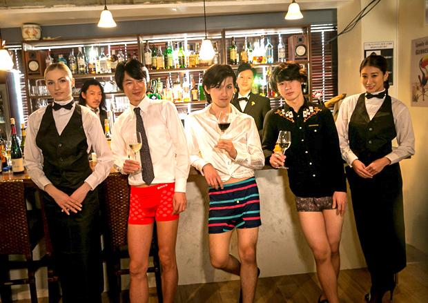 「パンツに合うワイン」をソムリエが選んでくれる店が渋谷に登場