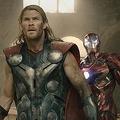 『アベンジャーズ/エイジ・オブ・ウルトロン』の一場面(C)Marvel 2015