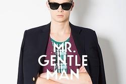 MR.GENTLEMAN、2013春夏の最新コレクション