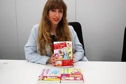 """日本には""""不思議""""がいっぱい! スウェーデン出身美人漫画家・オーサさんインタビュー"""