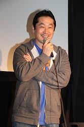 「ゆうばり国際ファンタスティック映画祭2015」でトークショーを行った坂本浩一監督