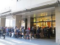 セール2週間遅らせた伊勢丹新宿に行列4千人 次回も「早めることはない」