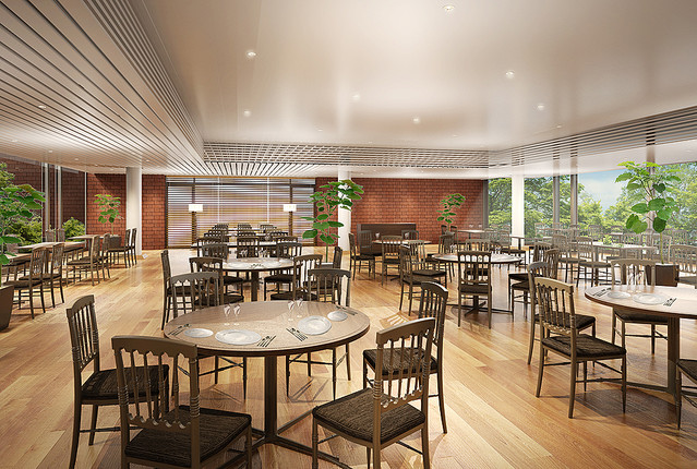 4月1日、リニューアルした東京都美術館にレストラン、カフェなど3店舗がオープン!
