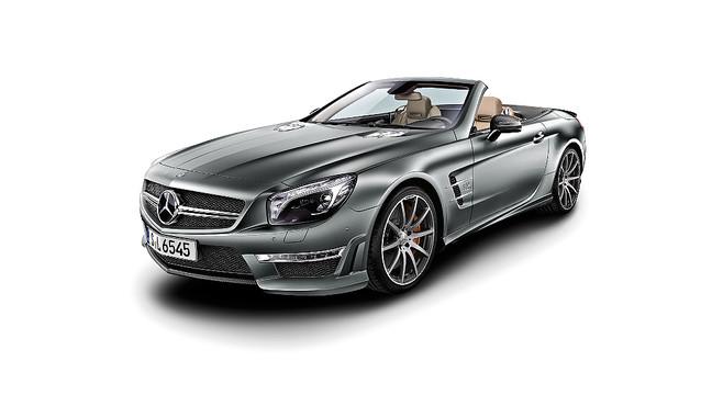 メルセデス・ベンツが『SL 65 AMG』と限定モデル『SL 65 AMG 45th ANNIVERSARY Edition』を発売開始!