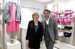 仏ランジェリーブランド「プリンセス タム・タム」アジア1号店を銀座にオープン