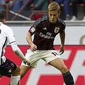 本田圭佑を伊紙が酷評「散歩をしているようにボールを遅らせた」