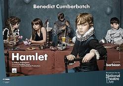 ナショナル・シアター・ライヴ『ハムレット』