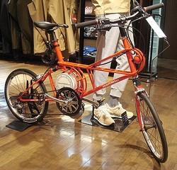 伊勢丹新宿店が自転車レンタルサービス開始