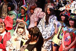 秋葉原ファッションウィーク「AFwww」開催レポート アキバカルチャーと9ブランドがコラボ