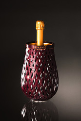 日本の匠によるKRUGボトルクーラー 第2弾は竹籠