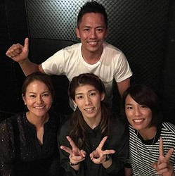 野村忠宏さん投稿、アスリート会(出典:https://www.instagram.com/nomura60kg)