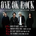"ONE OK ROCK『2015""35XXXV""NORTH AMERICAN TOUR』イメージビジュアル"
