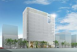 新社屋「資生堂銀座ビル」10月開業 ロオジエやロロピアーナが出店