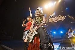 angela、2011年を赤坂で締めくくる! 『ミュージックワンダー★大サーカス2011』