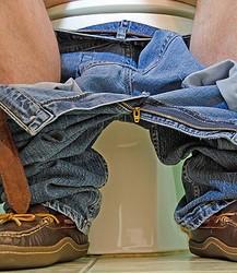 「男は座り小便」ルール化提案、導入すれば健康促進にも効果的?