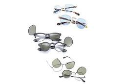 時代のアイコンを眼鏡のモデルに オリバーピープルズ×ソロイスト最後のコラボ