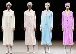 【ファッションウィーク3日目】アンリアレイジの服と色のマジック