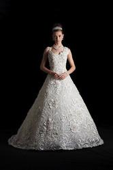 世界最多の真珠ドレス 桂由美とミキモトがギネス登録