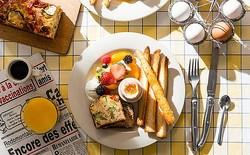 フランスと日本の朝食に意外な共通点?「WORLD BREAKFAST ALLDAY」が新メニューを開始