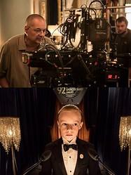 (上)ジャン=ピエール・ジュネ監督(下)カイル・キャトレット  - (C) EPITHETE FILMS - TAPIOCA FILMS - FILMARTO - GAUMONT - FRANCE 2 CINEMA