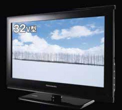 デジタルハイビジョン対応32型大型液晶テレビ「DY-32SDK200」