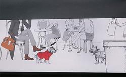 ラルフ ローレンが動物愛護を呼びかける「THE DOG WALK」を開催