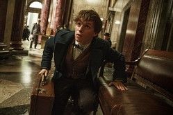 Harry Potter Publishing Rights © J.K. Rowling Harry Potter and Fantastic Beasts characters, names and related indicia are trademarks of and © Warner Bros. Ent. All Rights Reserved. © 2016 Warner Bros. Entertainment Inc. All rights reserved.