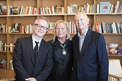 アニエスベー、仏芸術文化勲章の最高等級コマンドゥールを受勲