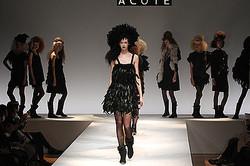 MODE ACOTE、2012-13秋冬の最新コレクション
