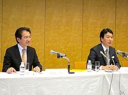 パルコが会見 平野社長退任とイオン・森トラとの合意を正式発表