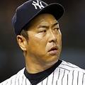 昨季は「クオリファイング・オファー」を拒否した後、ヤンキースと再契約を結んだ黒田博樹。来季はどのユニフォームを着ているのだろうか。 [Getty Images]