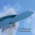 エアバスが超音速機の特許取得 音速の4倍で飛行する旅客機