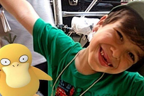 [画像] 「任天堂ありがとう」自閉症の少年に対するポケモンGOの効果が奇跡的