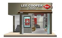 英国デニム「Lee Cooper」日本上陸 下北沢に1号店オープンへ