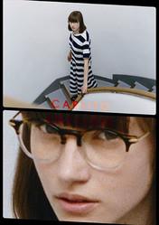 鉄板コーデ「メガネ×ニット」を提案する限定店が渋谷パルコに