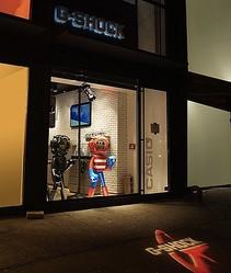 Gショック直営店がSOHOに 30周年で米国へ初出店