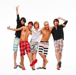 三愛キャラクターに初の男性起用 初代はK-POPグループ「MYNAME」